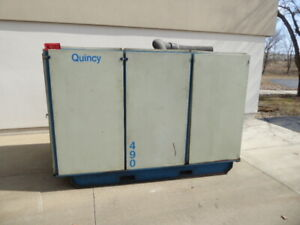 Quincy 100 Hp Air Compressor ac2023