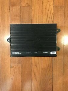 1998 Jeep Grand Cherokee Zj 5 9 Limited Factory Stereo Radio Amplifier