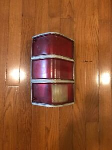 1986 1992 Jeep Comanche Mj Factory Chrome Trimmed Drivers Side Taillight