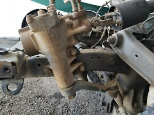 Toyota 4runner Pickup 4x4 4wd Power Steering Gear Box Pitman Arm