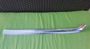 1961 1962 Lincoln Continental Right Lower Deck Lid Trim Passenger Side