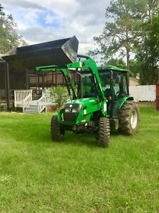 Montana 5740c Tractor Front Loader 4x4