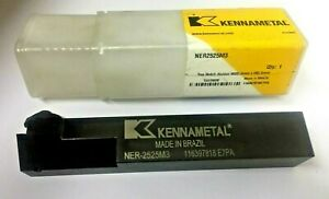 Kennametal Top Notch Holder Ner2525m3 W25 0mm L150 0mm Free Shipping