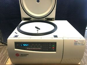 Allegra X 14r Series Refrigerated Benchtop Centrifuge With Sx4750 Rotor Beckman