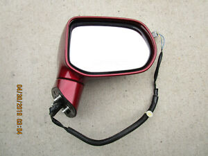 06 11 Honda Civic Passenger Side Electric Power Non heated Exterior Door Mirror