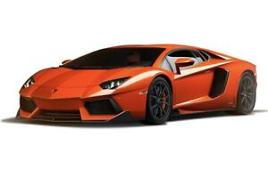 Af 1 Body Kit 6 Piece Cfp Fits Lamborghini Aventador 11 17 Aero Function