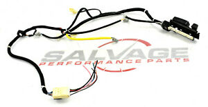 06 07 Mazdaspeed Mazda 6 Speed Oem Left Driver Side Power Seat Switches Wiring