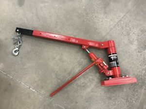 Power Built Hydraulic Pickup Truck Crane 1000 lb capacity