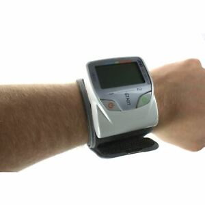 A d Medical Advanced Family Wrist Blood Pressure Monitor Compact Portable Ub 512