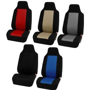Universal Car Seat Covers Fashion Personality Auto Truck Front Seat Covers