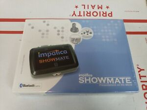 Brand New Impatica Showmate Powerpoint Presentation Tool Video Projector Inter