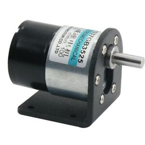 Brushless Dc Gear Motor 12v 100rpm Low Rpm Dc Motor Xd ws37gb3525 Dl45