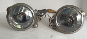Vintage Unity Spotlight Model S 6 Pair