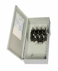 Dg323ugb Eaton 100 Amp Non fusible Safety Switch