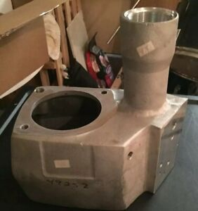 Western Plows Service Housing Pump 49252