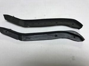 1959 1965 Buick Cadillac Chevrolet Oldsmobile Pontiac Cowl Side Drain Gutters