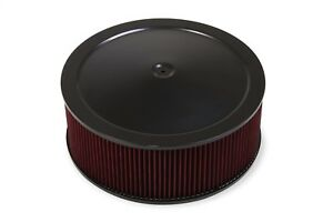 Holley Performance 120 4660 4500 Drop Base Air Cleaner Assembly