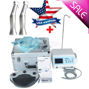 Dental Surgical Micromotor Implant System Motor 2pcs Nsk Style Handpiece 20 1