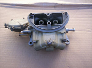 Mopar Holley 440 Six Pack 1969 1970 Front Carburetor List 4393