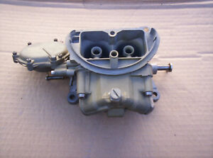 Mopar Holley 440 Six Pack 1969 1970 Rear Carburetor List 4394