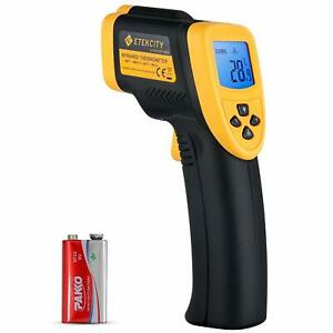 Etekcity Lasergrip 630 Dual Laser Digital Infrared Thermometer 58 1076 50