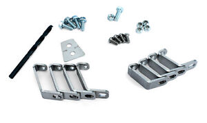 Round Oe Fuel Rail Bracket Kit For Truck W Factory Rails And Lsxrt Manifold