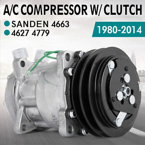Ac Compressor Clutch For Sanden 4663 Style 4627 4779 4664 Cheap