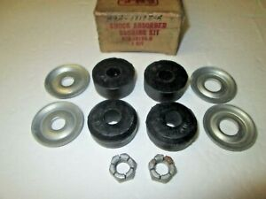 Nos 57 58 1959 Ford Shock Absorber Bushing Kit Front Or Rear B7a 18198 B