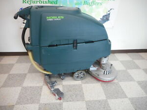 Nobles Ss5 Speed Scrub 32 Floor Scrubber Cleaner Machine And Propane Buffer