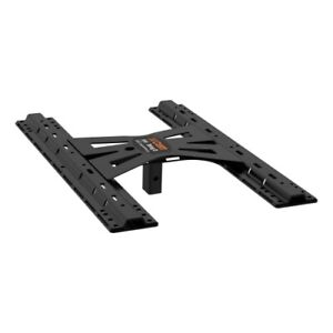 Curt 16310 X5 Gooseneck to 5th wheel Adapter Plate With Square Shank