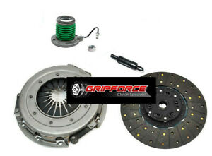 Fx Hd Oem Clutch Kit Fits 07 12 Ford Mustang Shelby Gt500 5 4l
