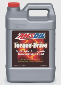 Amsoil Torque drive Synthetic Automatic Transmission Fluid 1 Gallon