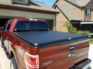Truxedo 297701 Truxport Soft Roll Up Tonneau Cover For 2015 2020 Ford F 150 5 5