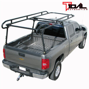 Contractor Pickup Truck Ladder Lumber Rack Loads Up To 1500 Lbs Full Size