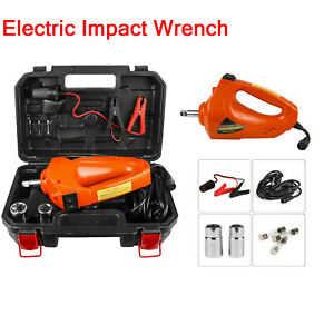 Zsbo2 1 2 Inch 480nm Electric Impact Wrench 12v Car Repair Tool Impact Driver
