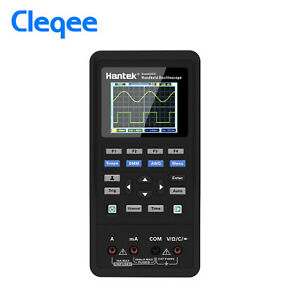 Hantek 3in1 Digital Oscilloscope 2 Channel 40mhz 70mhz Waveform Generator