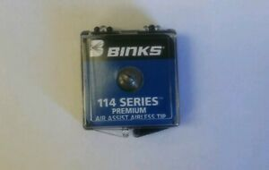 Binks 114 01716 Air Assisted Airless Tip