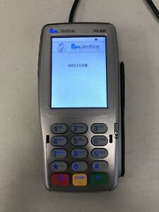 Verifone Vx 820 Vx820 Card Payment Terminal M282 706 c3 naa 3 Bare Pad Tested