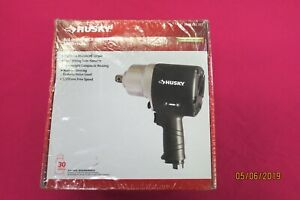 Husky H4490 3 4 Impact Wrench 1400ft Lbs 1003 097 317 New
