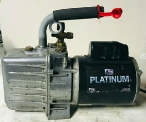 Jb Platinum Vacuum Pump Dv 142n 5cfm made In The Usa