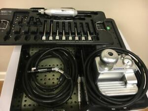 Anspach Black Max High Speed Surgical Drill System