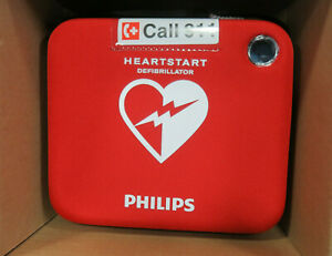 Philips Heartstart Onsite Aed Defibrillator Value Package With Slim Carry Case