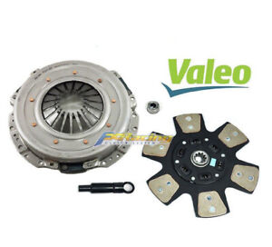 Valeo Stage 3 Hd Clutch Kit W O Slave Cyl For 11 19 Mustang Gt Boss 302 5 0 5 0l