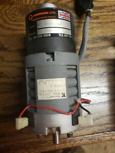 Yaskawa Brushed Servo Gaebridge Ltd Minertia Motor Mini Series Ugtmem 06lpm11