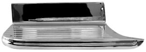 Bed Step Long Bed Chrome Lh 1955 1956 1957 Chevrolet Chevy Gmc Truck