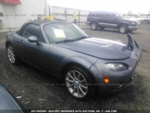 Trunk hatch tailgate Soft Top Fits 06 14 Mazda Mx 5 Miata 814194