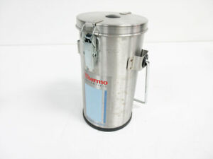 Thermo Scientific 2122 1 01l Thermo flask Benchtop Liquid Nitrogen Container