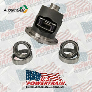 New Auburn Limited Slip Posi Chev Gm 8 5 8 6 28 Spline 10 Bolt 542018 W Bearings