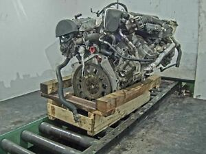 2006 2009 Ford Fusion Engine Assembly 3 0l 2904990