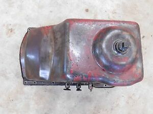 Ih Farmall F12 Oil Pan Nice One Antique Tractor